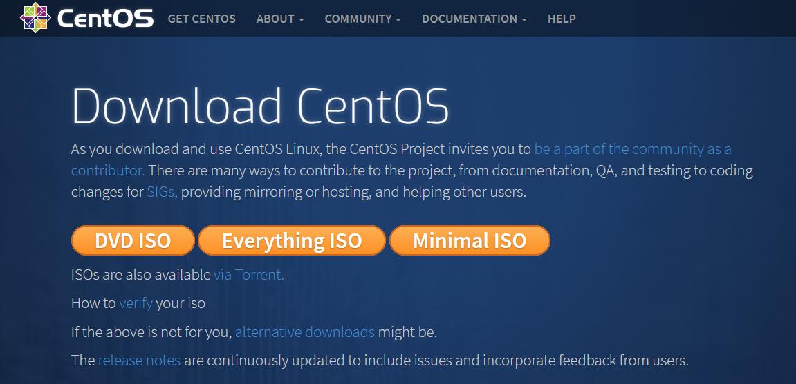 A minimal installation guide for centos linux 7 – grabtips.